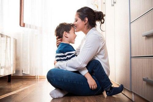 Tempo insieme a tuo figlio