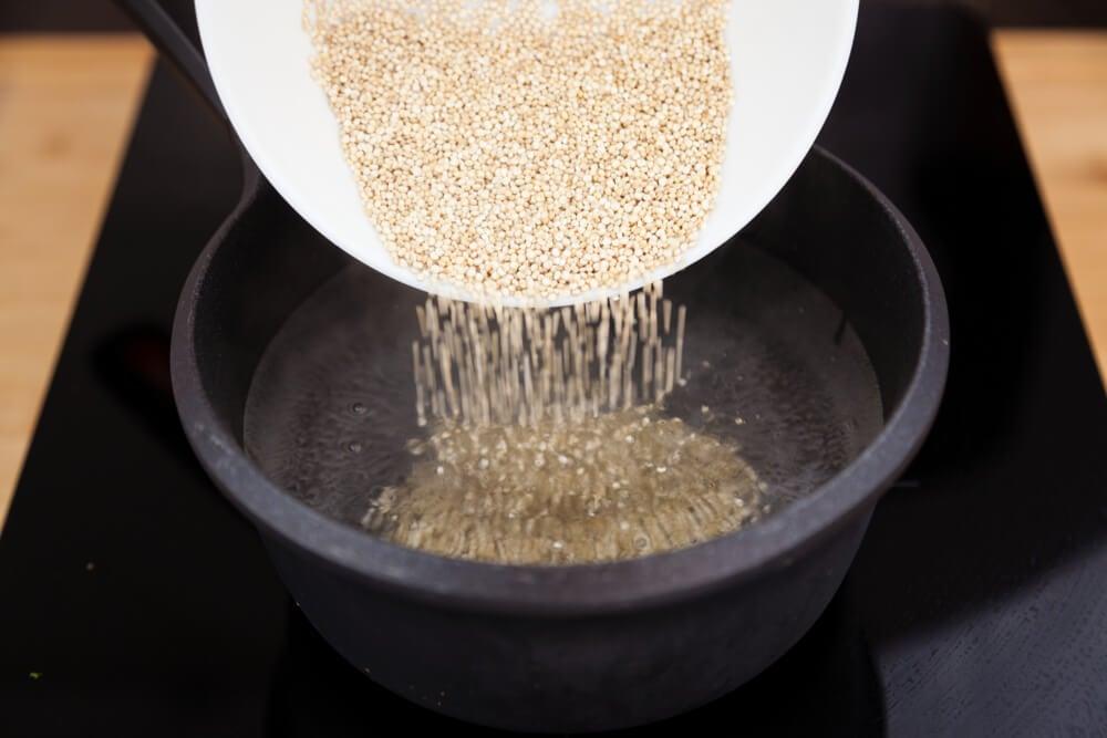 come preparare la quinoa per dimagrire