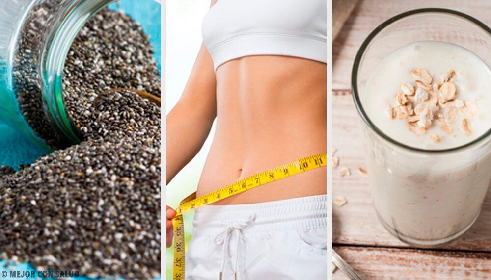 6 alimenti perfetti per bruciare i grassi