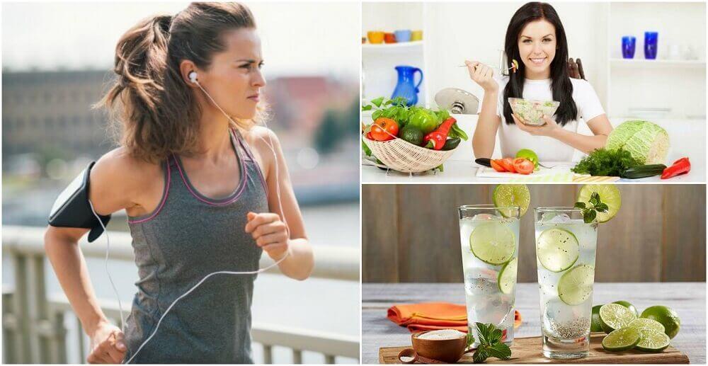 6 consigli per rimettersi in forma