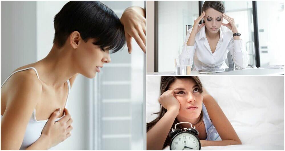 Stanchezza cronica: 6 possibili cause