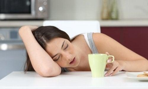 Cause della stanchezza: 5 possibili motivi