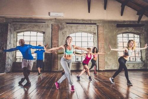 Cardio dance per migliorare la condizione fisica