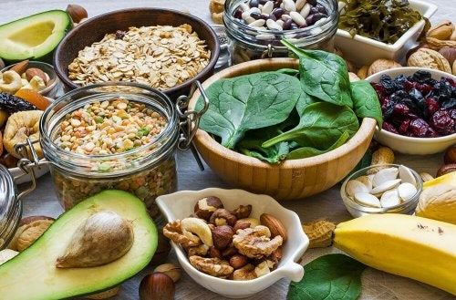 Ingestione insufficiente di magnesio e potassio