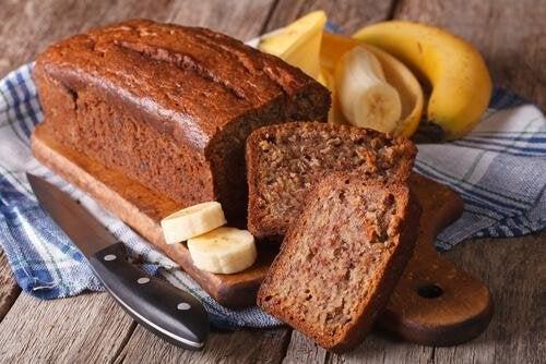 il plumcake senza farina è uno dei migliori dolci light da inserire nella dieta