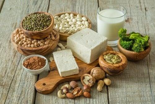 Alimenti dieta vegana