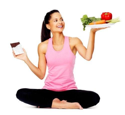 Alimenti non salutari per perdere perso