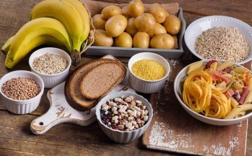 Alimenti ricchi di carboidrati