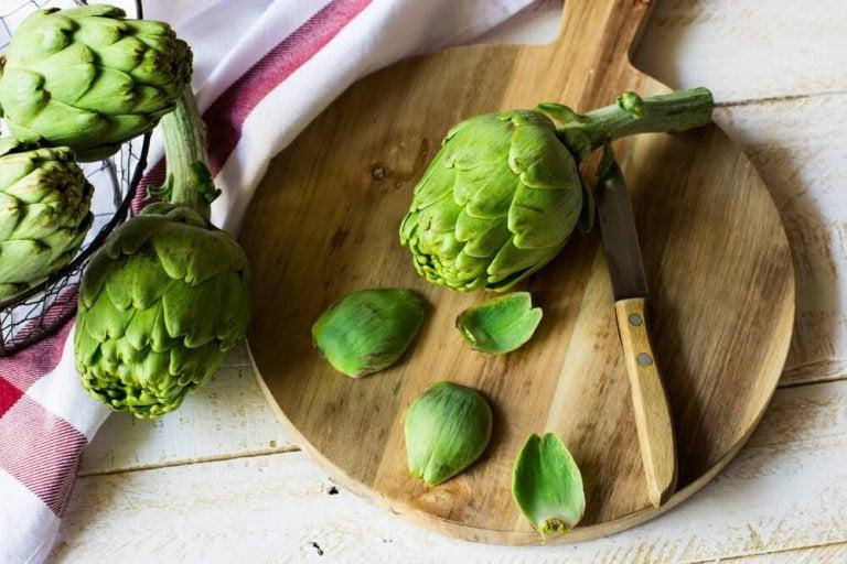 3 deliziose ricette con carciofi per perdere peso