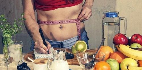 Cene per una dieta equilibrata