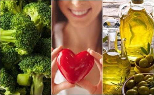 Proteggere il cuore: 7 cibi per le donne