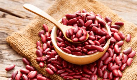 Alimenti da evitare in caso di diarrea: fagioli.