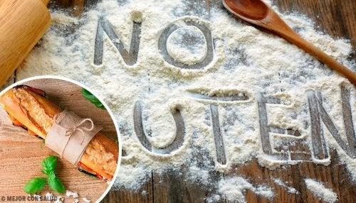Sostituire il pane con opzioni senza glutine