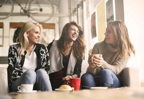 Conversare con gli amici