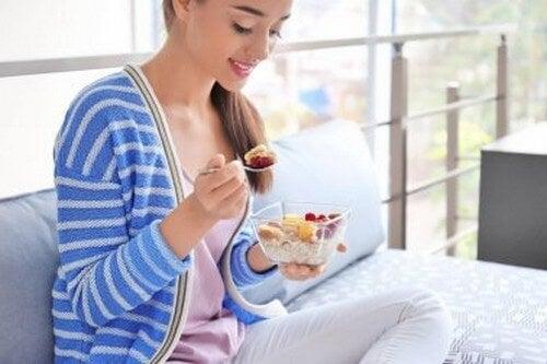 Dieta dell'avena per dimagrire in poco tempo