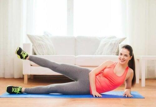 Riattivare la circolazione sanguigna con 5 esercizi