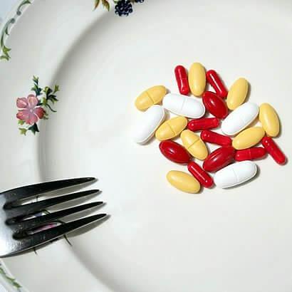 Lassativi in un piatto