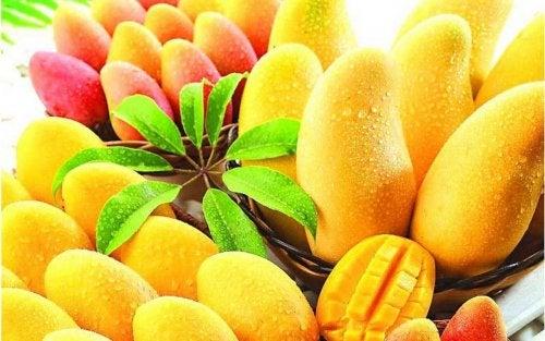 Il mango previene la coagulazione del sangue