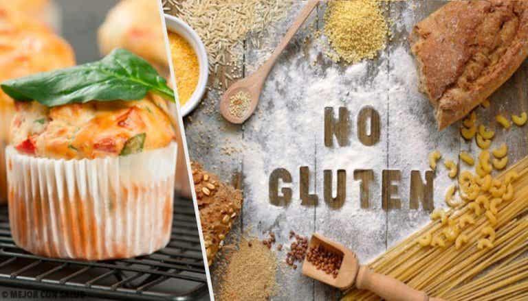 Muffin salati al formaggio e cocco: facili da preparare e senza glutine