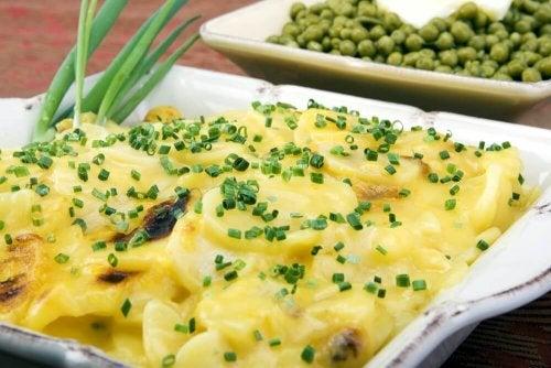 Patate all'Alfredo: ricetta gustosa e nutriente