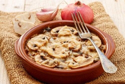 Champignon in casseruola: ricetta gustosa e nutriente