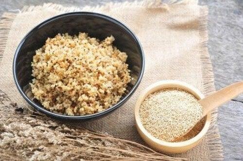 Perché mangiare quinoa per dimagrire