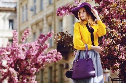 Il significato dei colori nel modo di vestire