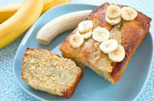 Torta di banane: 3 ricette da preparare in casa