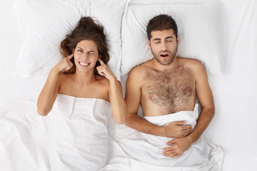 I 5 migliori prodotti naturali per smettere di russare vivere pi sani - Rimedi per durare di piu a letto ...