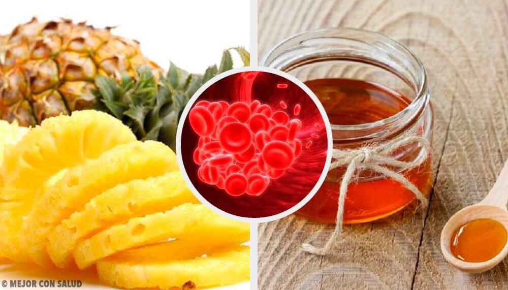 Sostanze e alimenti che prevengono la coagulazione del sangue