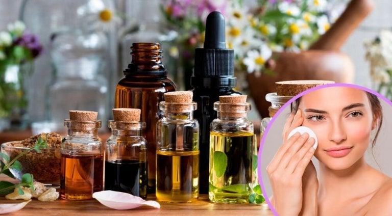 Struccanti naturali per pelli secche, grasse e sensibili