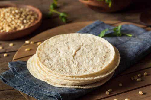 Ricetta semplice per preparare in casa tortillas di farina