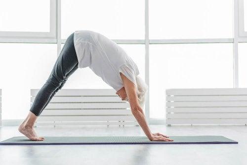 Yoga per anziani