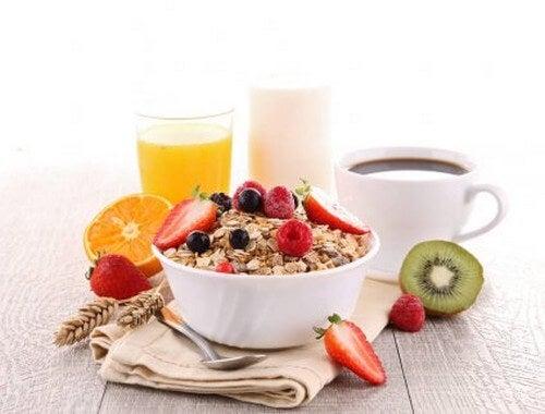 Volete dimagrire? Includete questi 5 alimenti a colazione