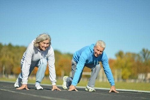perdita di massa muscolare dopo i 50 anni