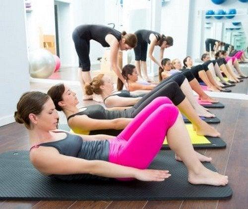 Sapevate che praticando yoga si bruciano calorie?