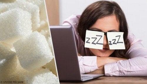 Alimenti che provocano stanchezza fisica e mentale