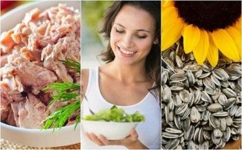 Aumentare i livelli di serotonina: 6 alimenti
