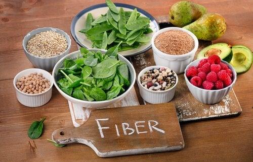 Alimenti ricchi di fibra