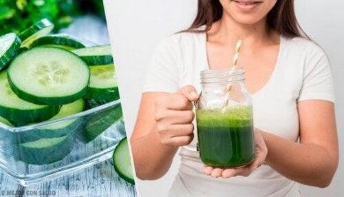 Benefici del succo di cetriolo: 9 motivi per berlo