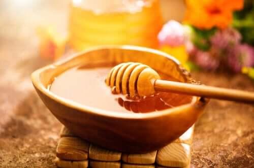 Bicarbonato di sodio e miele per migliorare la salute