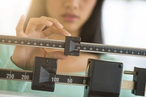 Peso sano