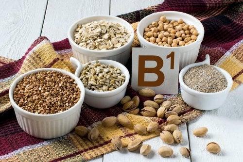 Cibi vitamina B1