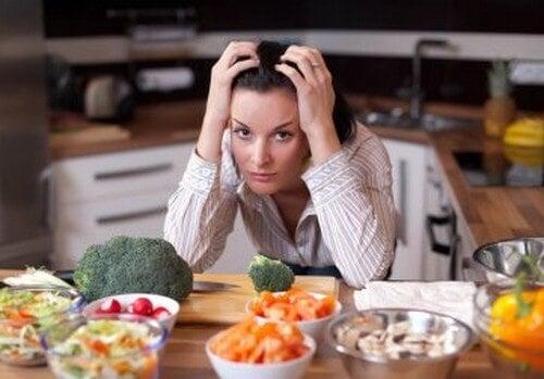 Dieta contro la depressione: alimenti del buon umore
