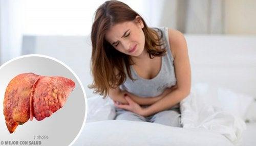 Dolori da cirrosi epatica