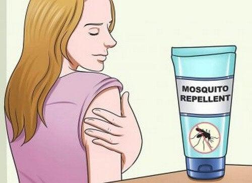 Lozione anti-zanzare naturale da preparare in casa