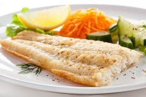 Due modi per preparare il filetto di pesce