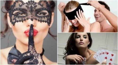 7 giochi erotici con cui sfidare il vostro partner