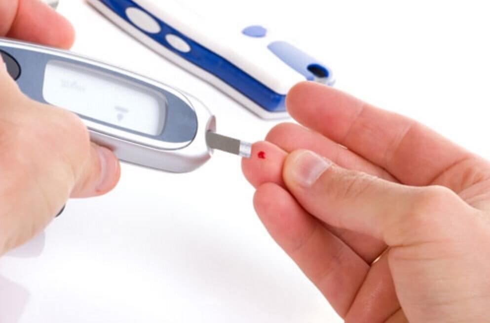 Glucometro per misurare la glicemia