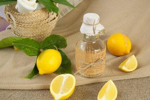 Limone aceto di mele